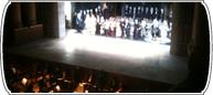 Soirée à l'opéra de Versailles pour Véolia