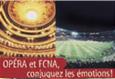 Coupe de France 2000, communication institutionnelle, FCNA